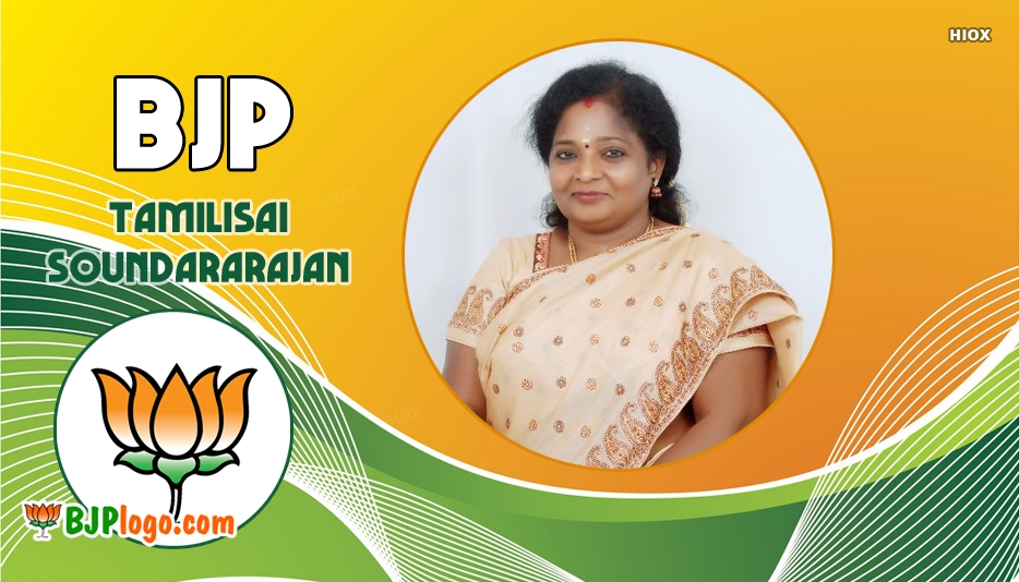 BJP Leader Tamilisai Photos