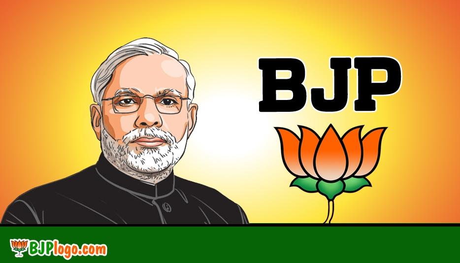 Bjp Background Wallpaper @ Bjplogo.com