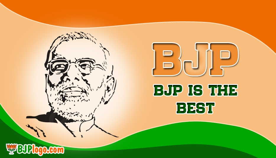 BJP is the Best @ Bjplogo.com