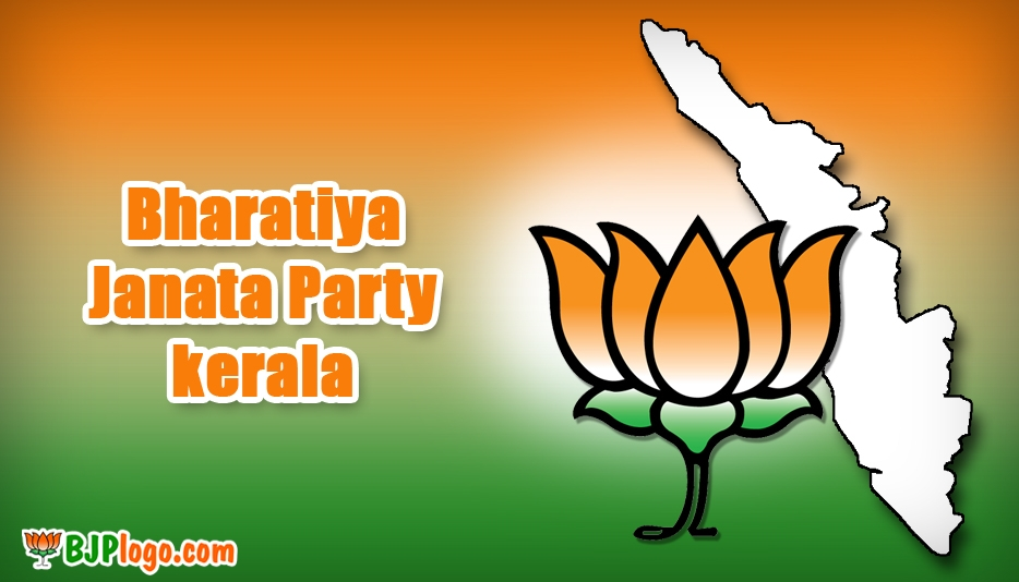 Bjp Kerala | Bharatiya Janata Party - Bjp Logo Lotus