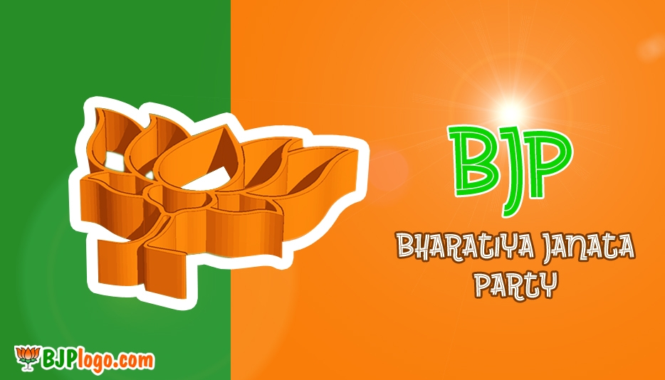 BJP Logo and Flags Download - Bjp Logo Lotus