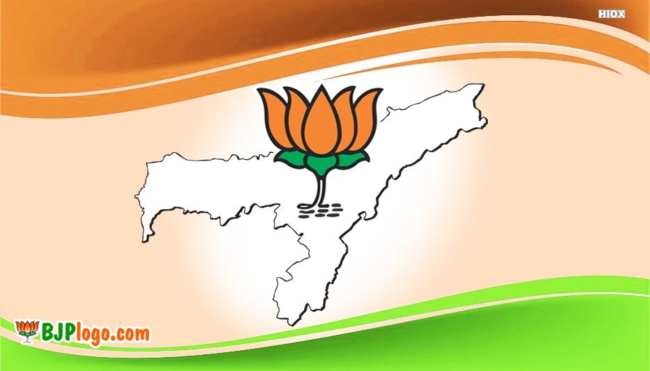 Bjp Logo Vote For BJP