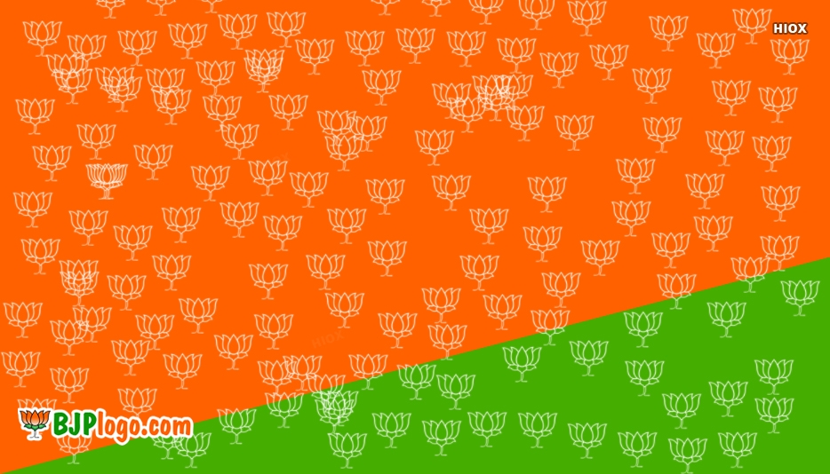 Bjp Logo Wallpapers