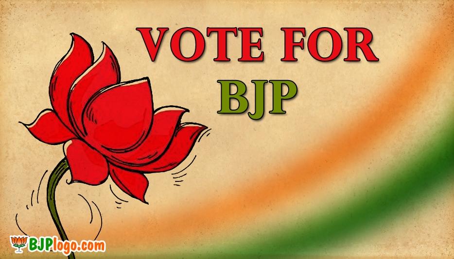 Bjp Logo Big Size @ BJPLogo.com