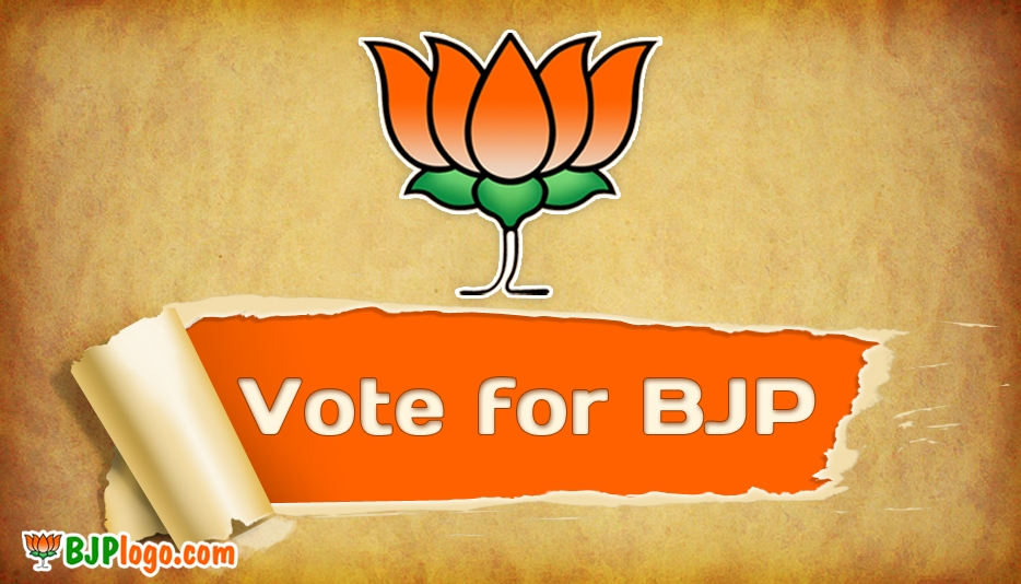 Bjp Logo for Whatsapp @ Bjplogo.com