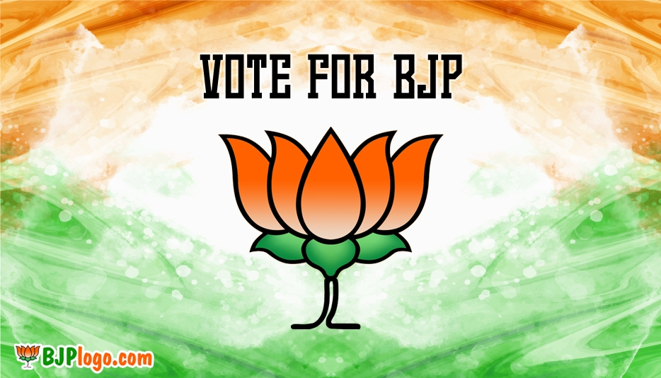 BJP Logo HD @ BJPLogo.com