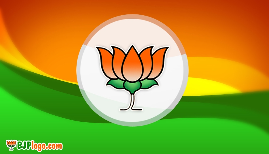 BJP Logo Hd Wallpaper Download