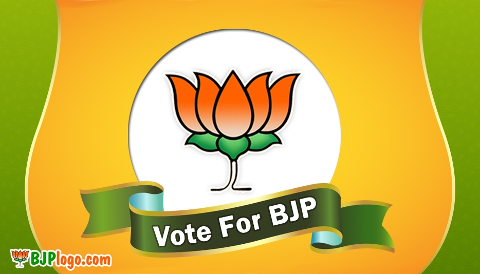 BJP Logo Image Download | Vote for BJP - Bjplogo.com