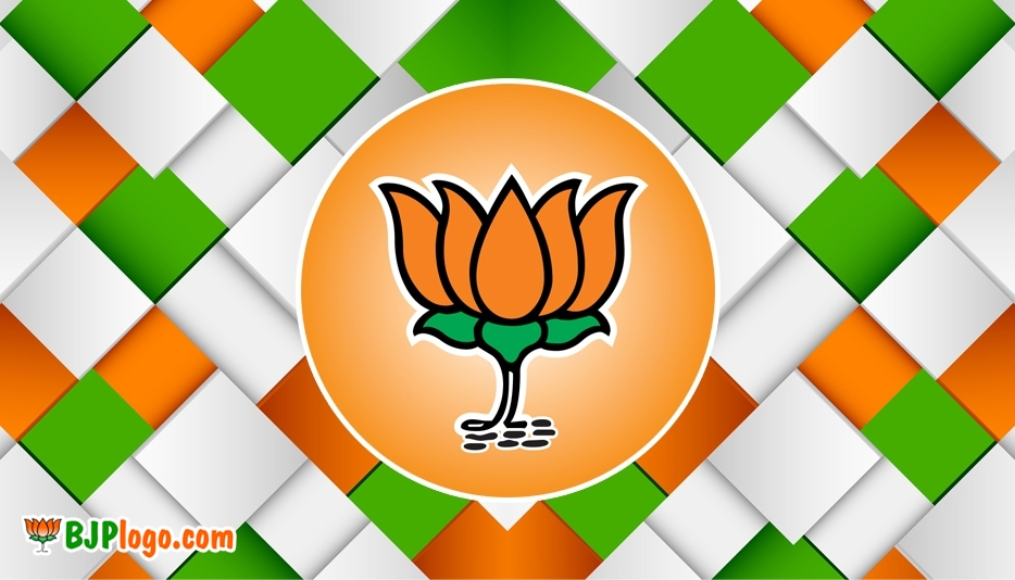 Bjp Logo In Circle