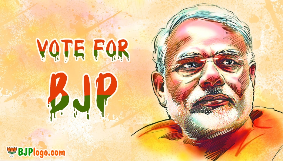 Bjp Logo in Vector @ BJPLogo.com