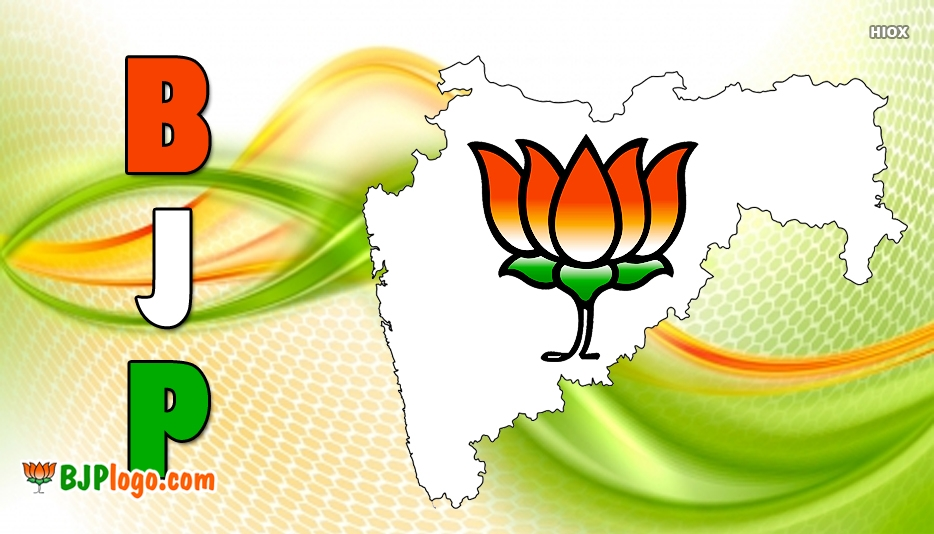 Maharashtra Bharatiya Janta Party Logo Images