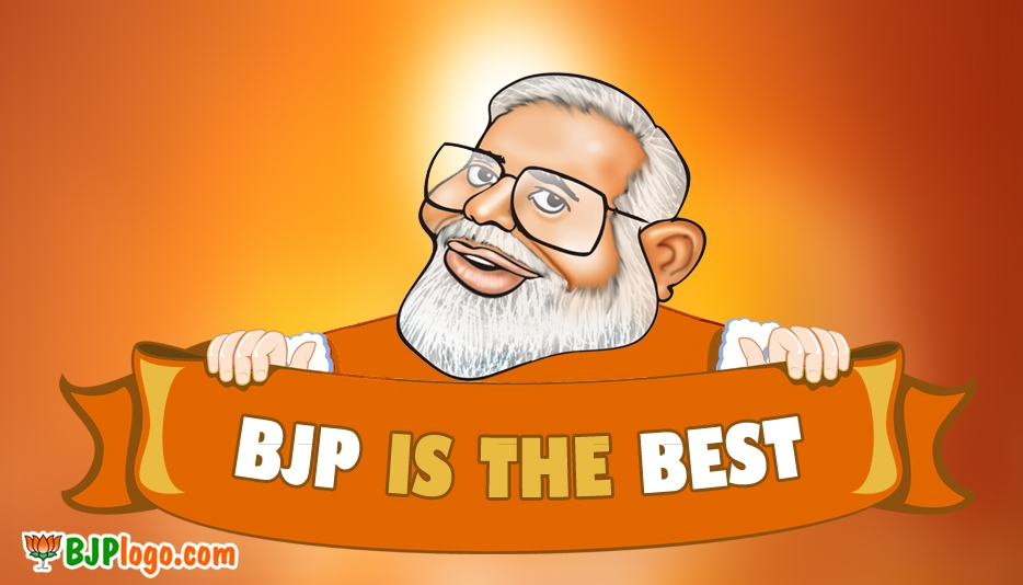 Bjp Logo Modi @ Bjplogo.com