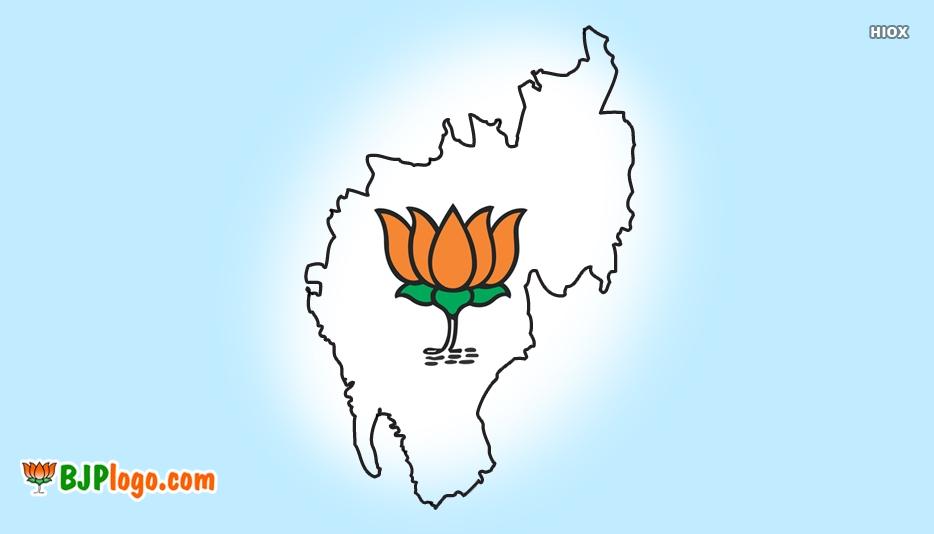 Bjp Logo Tripura