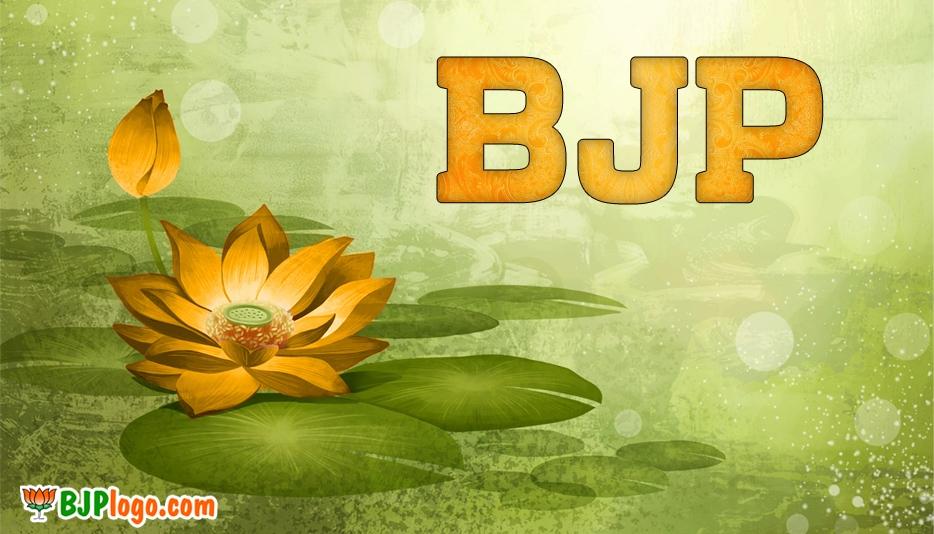 BJP Logo Vector @ Bjplogo.com