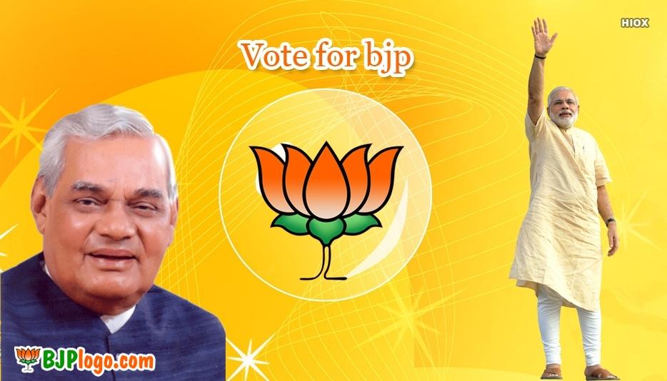 Bjp Logo Vote