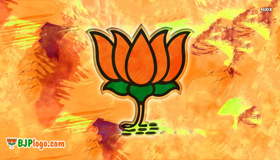Bjp Lotus Wallpaper