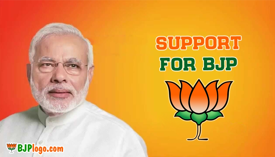 Support for BJP @ Bjplogo.com
