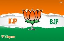 Bjp Logo Lotus Wallpaper