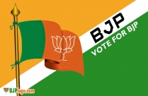 Bjp Flag Image Download
