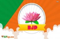 Bjp Kamal Logo Png