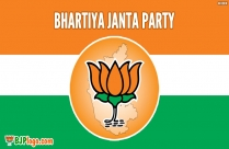 Bjp Logo With Modi Hd