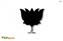 Bjp Logo Black