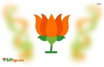 BJP Logo Emoji