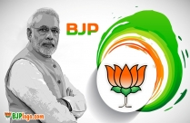 Bjp Logo Lotus