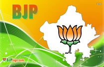 Bjp Logo Rajasthan