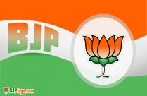 Bjp Logo Wallpaper Download