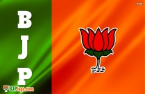 Bjp Party Flag Download