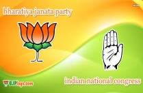 Bjp Vs Congress Logo