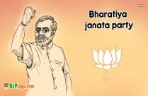 BJP Logo Background