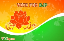 Large Bjp Logo