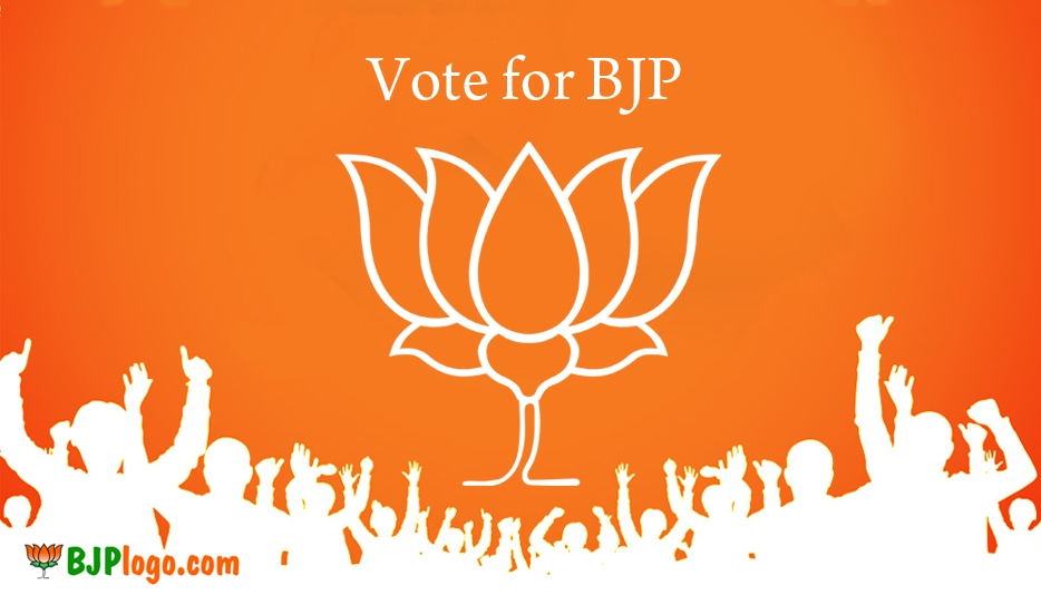 Vote for BJP Logo @ Bjplogo.com